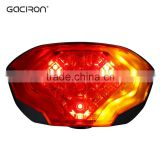 Gaciron Bike Accessories Brilliant Wireless Sensor Bike Bicycle Cycling Brake Turn Signal Safety Rear Tail Back Light