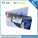 Greeting Card Card Type 2016 Newest invitation card lcd video greeting card with best price
