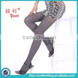 2015 japanese gray pantyhose sexy spring vertical stripe leggings nylon silk stockings