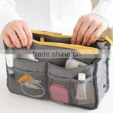 Make up Organizer Bag Men Casual Travel Bag Multi Functional Women Cosmetic Bags Storage Bag in bag Makeup Handbag