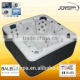 New arrival 2 person outdoor spa bathtub with massage powerful jets large outdoor spa pool