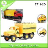 2015 new product pull back car toys with sounds & light Friction car,plastic battery car