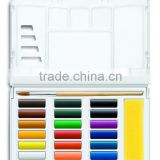 Professional Watercolor Set - 18 COLOR SET