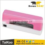 9w mini better led nail uv lamp