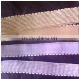 elastic webbing for furniture chairs/industrial elastic webbing/elastic furniture webbing straps