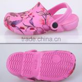 Lovely fashion baby garden clogs for baby ,comfortable and nice,custom logo accept.Welcome OEM
