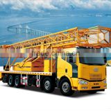 Hot selling Aerial Platform High-altitude Operating Truck Bridge Inspection Truck