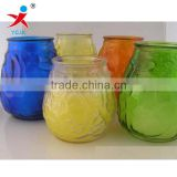 Manufacturers supply candle holders/process bottles/chimney/cupping