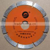 "Superior Quality 4.4"" Segment Sintered Circular Saw Blade Disc for Wet Cutting Granite"