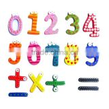plastic educational math toy for kids