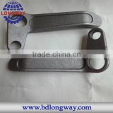 Chinese supplier for customized casting alloy steel crane accessories