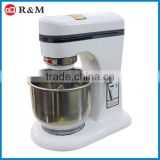 5L-80L triple speed commercial planetary cake food mixer 5l for egg mixing
