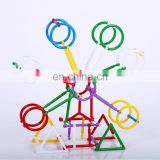 2017 magic DIY Kids educational toys puzzle splicing clever sticks