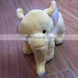 30cm 12 inches toy elephant stuffed plush elephants with big ears big nose colorful plush standing bear free sample