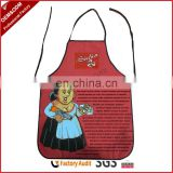 High Quality Kitchen Apron For Promotion