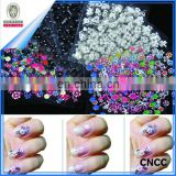 2015 new fashion Cute Flower Pattern 3D Nail Sticker Nail Art DIY/lower nail sticker