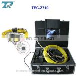 "Wholesale price!!! 7"" Screen Waterproof Inspection Camera System TEC-Z710"