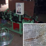 CS-B Full Automatic Single Twisted Barbed Wire Making Machine