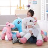Customize Plush Toy Manufacture  Plush Toy Unicorn Horse
