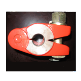 Api one bolt/two bolts /three bolts polsihed rod clamp for oilfield from chinese manufacturer