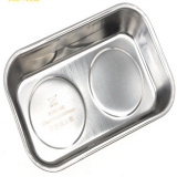 High Quality Stainless Steel Trays Used To Put Small Parts And Small Parts Such As Screws, Nuts, Gaskets, etc