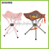 Convenient and lightweight folding fishing stool HQ-6007C