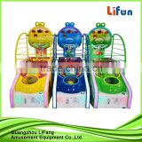 Children acrade machines,charging street basketball,basketball shooting machine for sale