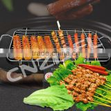 Nonstick Electronic barbecue grill pan for Portable Cnzidel