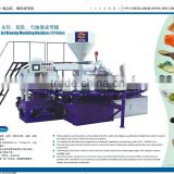 PVC plastic lady shoes making machine \lady &man shoes machine\Rotary disc machine\sandals &flip flops machine