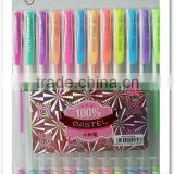 100 scented gel pen