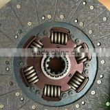 Good quality Auto parts for truck and bus chassis parts 430mm Clutch Plate clutch disc