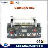 High quality !!! GORDAK 853 IR preheater lead-free BGA rework station preheating station bga preheating station