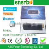 Meegopad T02 Intel Atom Windows8 Stick PC Cheap Mini PC Embeded Z3735F MINI PC Exterl Bluetooth Device PC 802.11b/g/n Wireless