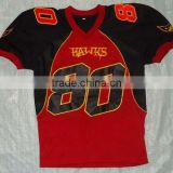 Football Uniforms/ Customized American Football Uniforms/ Custom Made American Football Uniforms sublimation new designs