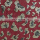 Arab Yarn Dyed Polyester&Cotton Flower Fabric for Bedding XR140