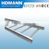 Hot Dip Galvanized ladder aluminum cable tray