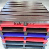 Colorful shaped heavy duty Cargo storage metal Pallet, Euro & American Stainless steel Pallet