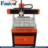 FASTCUT5060Economical multi head spindle spindle rotary axis vacuum table woodworking cnc tools