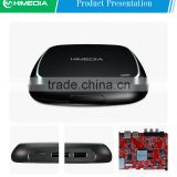 Android TV Box Full HD Media Player 4K Kodi Fully Loaded Magic Box Internet TV Himedia M6