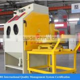 Industry used auto sand blasting machine/portable sand blasting machine for rust cleaning
