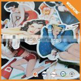17-0180 Chinese importers wholesale clear transparent pvc high quality clear sticker printing