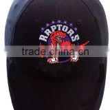 fashion High Quality Baseball Hats Top Quality Custom fiber optic Baseball Cap with leds(REACH)