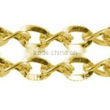 Iron Side Twist Chain Jewelry Chains(CH-BSFN0.9-G-FF)