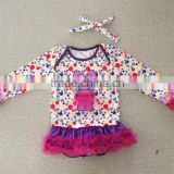 2016 new fashion wholesale children's boutique clothing factory direct sale girls wholesale boutique clothing