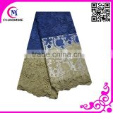 Wholesales African Cord Lace High Quality African Cotton Guipure Lace CCL-0183 Cord Lace for Dress or Wedding