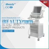 No Pain Portable Hifu Body Slimming Hifu Face Lift& Wrinkle Removal Machine Deep Wrinkle Removal