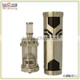 2015 new product ball bearing air flow control 26650 atomizer chariot atomizer as lemo rta for panzer mod from Yiloong