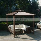 Luxury gazebo garden tent outdoor large gazebo tent