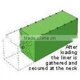 PP Wide Access Bulk Container Liner