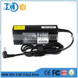Universal ac dc adapter charge laptop battery without charger for Lenovo                                                                         Quality Choice